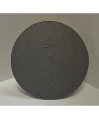 Фотозадник круглый 20 см . фиброкартон, STC