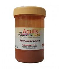 Agulis Pigments, Пигмент Армянская глина, 100 гр