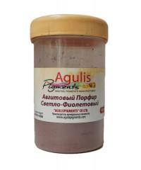 Agulis Pigments, Пигмент Авгитовый порфир светло-фиолетовый 100 гр