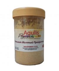 Agulis Pigments, Пигмент Фельзит прозрачный желтый, 100 гр