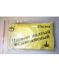 Мусковит Пигмент желтый железноокисный, 100 г