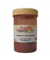 Agulis Pigments, Пигмент Гематит Вишневый, 100 гр