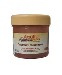 Agulis Pigments, Пигмент Гематит Вишневый, 50 гр
