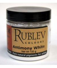 Пигмент  475-4110 RUBLEV Antimony Oxide