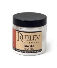 Пигмент  470-2010 RUBLEV Barite