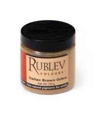 461-5010 RUBLEV Пигмент Italian Brown Ocher (Goethite)