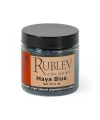 417-1610 RUBLEV Пигмент Maya Blue