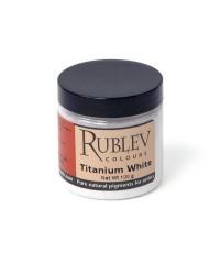 475-2110 RUBLEV Пигмент Titanium Dioxide