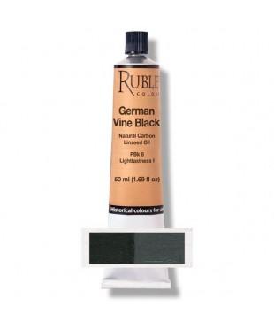820-904 Краска маслянная Vine Black 50 мл. РУБЛЕВ