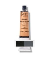 820-908 Краска маслянная Natural Black Oxide 50 мл. РУБЛЕВ