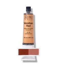 820-504 Краска маслянная Venetian Red 50 мл. РУБЛЕВ