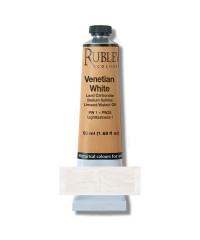 820-808 Краска маслянная Venetian White 50 мл. РУБЛЕВ