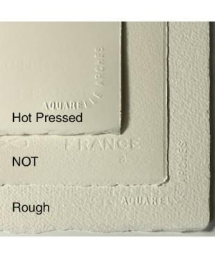 Бумага акварельная SAUNDERS WATERFORD, цвет White, 760х560 мм, 425г/кв.м, CP NOT