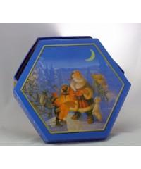 198-75119C/S-7 Набор новогодние шары 7 шт