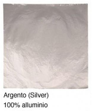 Поталь, имитация серебро,D37F  упаковка 5 000 листов, размер 16х16