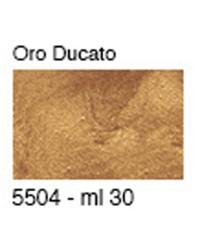 5504 Паста для золочения металлик, цвет ORO DUCATO, 30 мл