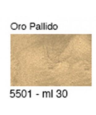 Паста для золочения металлик, 5501  цвет ORO PALLIDO, 30 мл